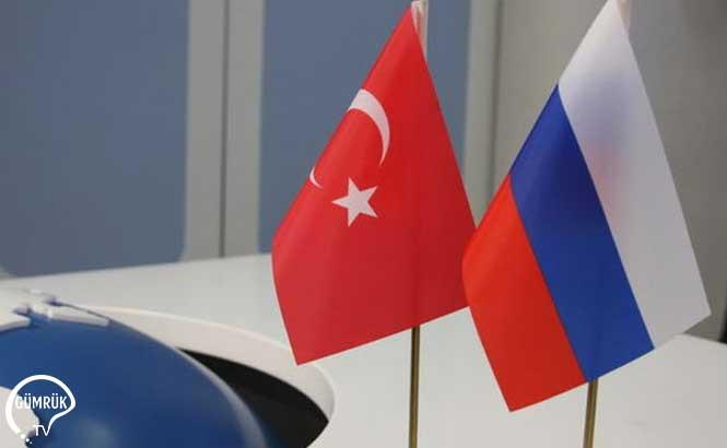 Türkiye, Rusya'nın En Büyük Ticaret Ortakları Arasında