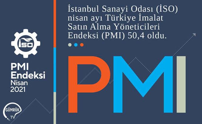 Türkiye İmalat PMI Nisan Raporu Açıklandı