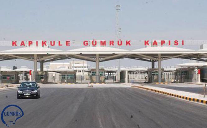 Gümrük ve Ticaret Bakanlığı Tasfiye Hizmetleri Genel Müdürü Korkmaz'dan Kapıkule Ziyareti