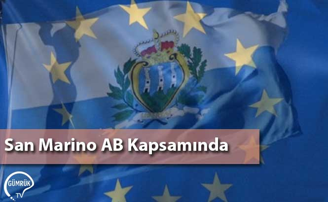 San Marino AB Kapsamında