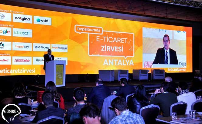 """Antalya'da """"E-Ticaret Buluşmaları"""""""