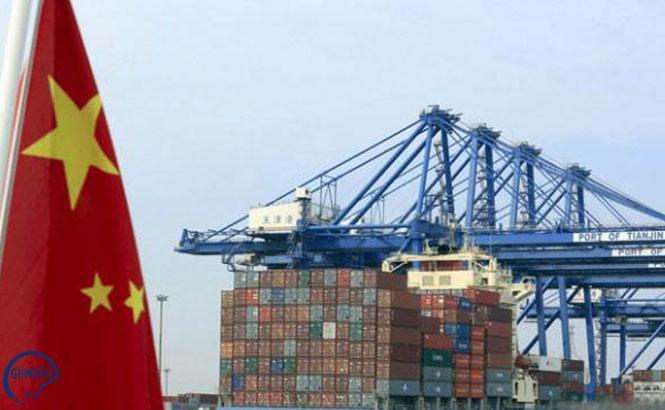 Çin'in Lojistik Değeri 43 Trilyon Dolar