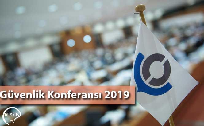 Güvenlik Konferansı 2019