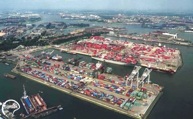 Rotterdam Limanı, Dijital Dönüşüme Hazırlanıyor