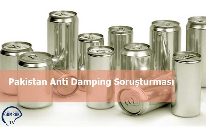 Pakistan Anti Damping Soruşturması