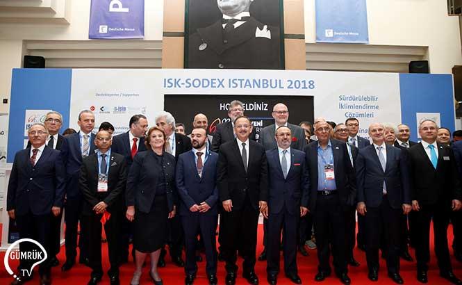 ISK-SODEX İstanbul 2018 Kapılarını Açtı