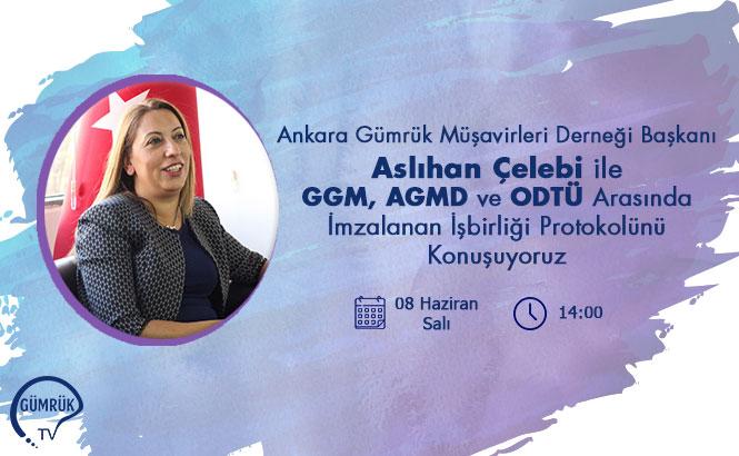AGMD Başkanı Aslıhan Çelebi ile Röportaj