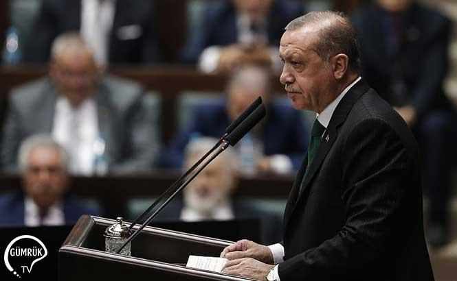 Cumhurbaşkanı Erdoğan, Bakü-Tiflis-Kars Demiryolu Hakkında Konuştu