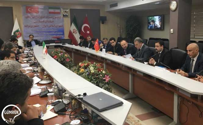 """İran ve Türk Ulaştırma Bakanlığı Heyetleri """"Taşımacılık"""" Konularının Görüşülmesi Amacıyla Tahran'daydı"""