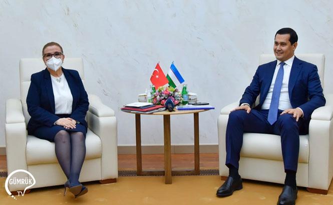 Özbekistan ile 5 Milyar Dolarlık Ticaret Hedefi