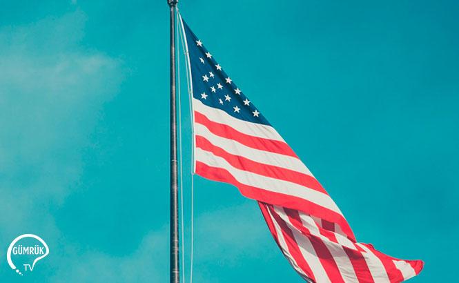 ABD'den Türk Menşeli Ürünlere Yüzde 25 Ek Gümrük Vergisi