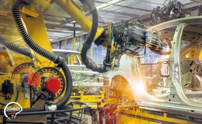 Almanya'da Sanayi Üretimi Haziranda Yükseldi