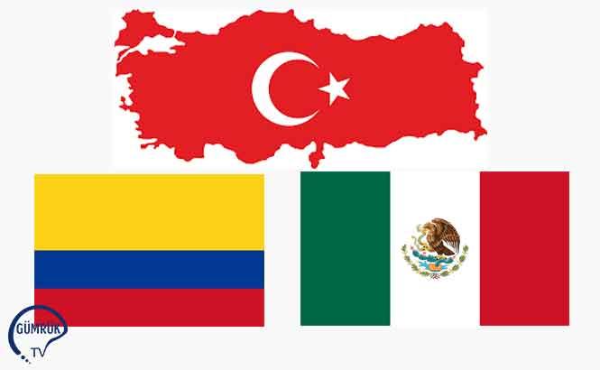 Kolombiya Meksika Sanal Genel Ticaret Heyeti