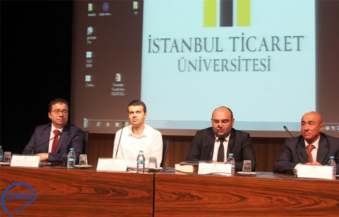 Tek Kuşak Tek Yol Kapsamında Türkiye Çin İlişkileri İstanbul'da Değerlendirildi