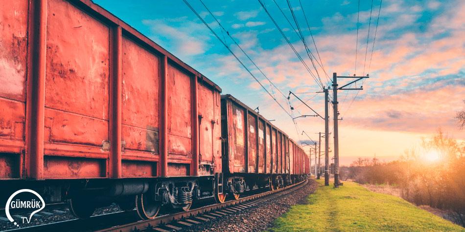 Demiryolu Yük Taşımacılığının Toplam Taşımadaki Payı Arttı