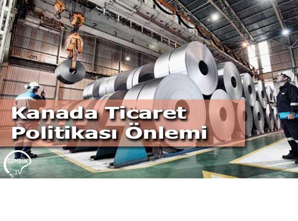 Kanada Ticaret Politikası Önlemi