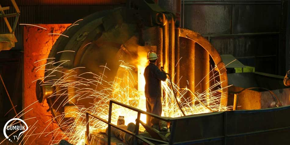 Japonya Ham Çelik Üretiminde Yüzde 28 Düşüş Öngörülüyor