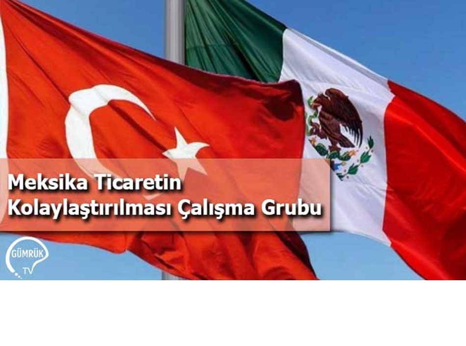 Meksika Ticaretin Kolaylaştırılması Çalışma Grubu