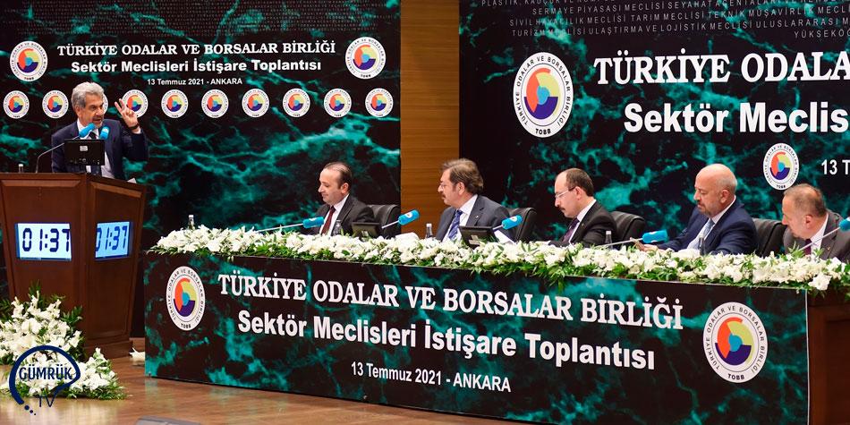 UND Başkanı Nuhoğlu Taşımacılık Sektörünün Taleplerini Bakan Muş'a İletti