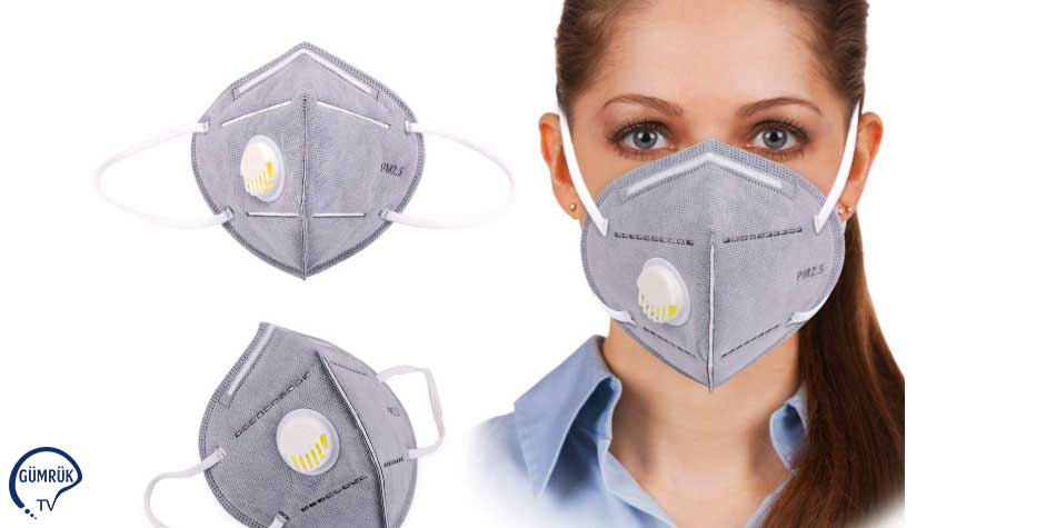 EN149 Standardındaki Maskeler Reçetesiz Alınamayacak