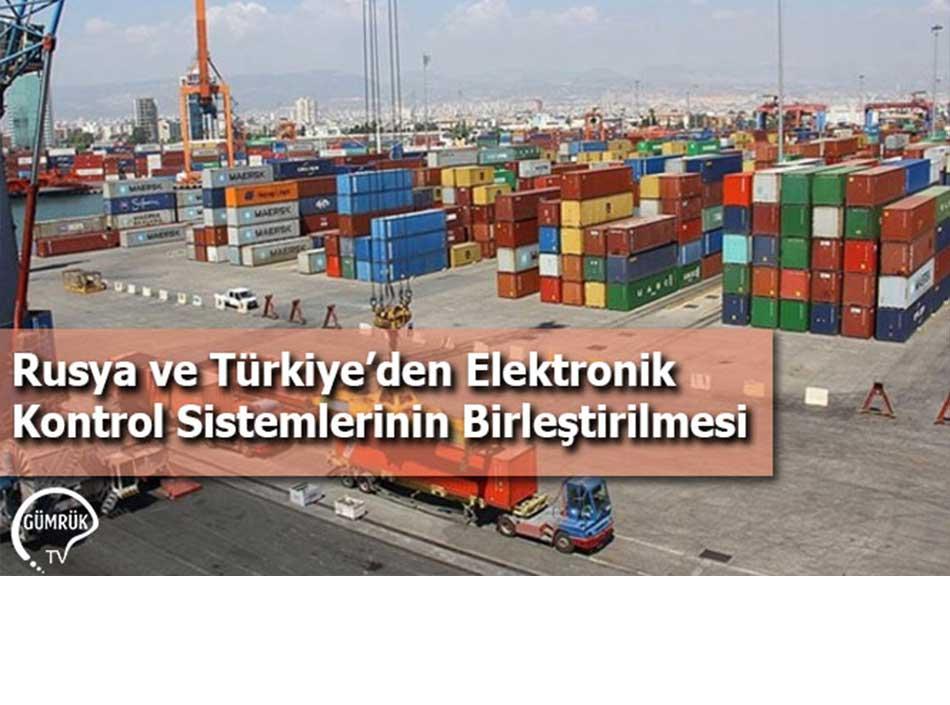 Rusya ve Türkiye'den Elektronik Kontrol Sistemlerinin Birleştirilmesi