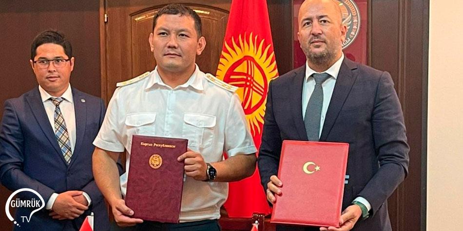 Kırgızistan İle İkili ve Transit Taşımalar Serbestleştirilecek