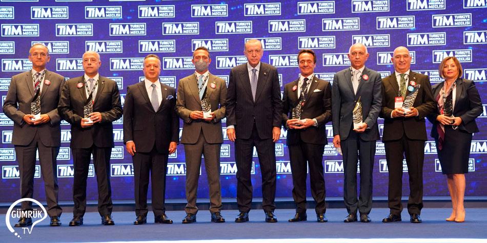 Türkiye'nin 1000 İhracatçı Listesi'nin İlk 3'ü Otomotiv Sektöründen