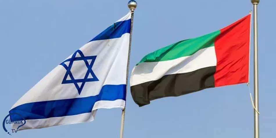 Dubai Pazarında İsrail Ürünü