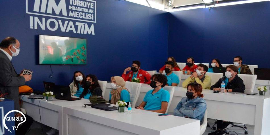 TİM'in Projeleri Teknofest'e Damga Vurdu