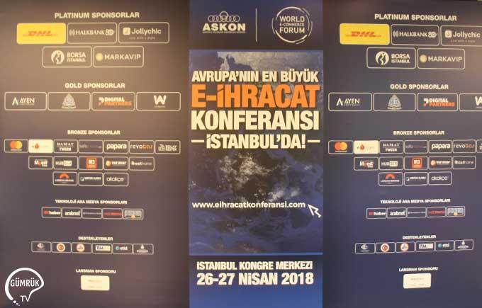Avrupa'nın En Büyük e-İhracat Konferansı İstanbul'daydı