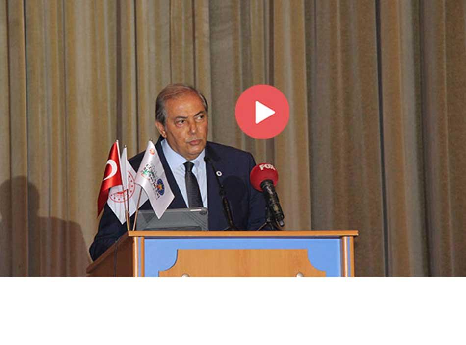 İGMD Yönetim Kurulu Başkanı Serdar Keskin'in Geleneksel İftar Yemeği Açılış Konuşması