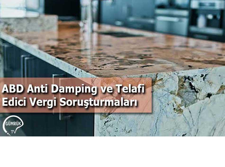 ABD Anti Damping ve Telafi Edici Vergi Soruşturmaları
