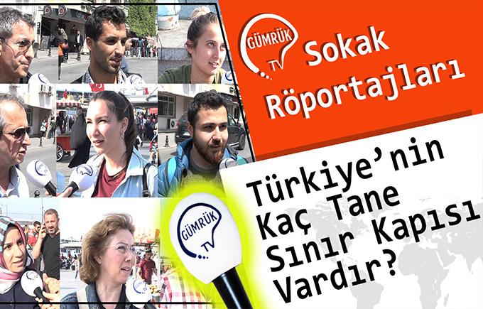 Türkiye'nin Kaç Tane Gümrük Kapısı Vardır? - Eminönü