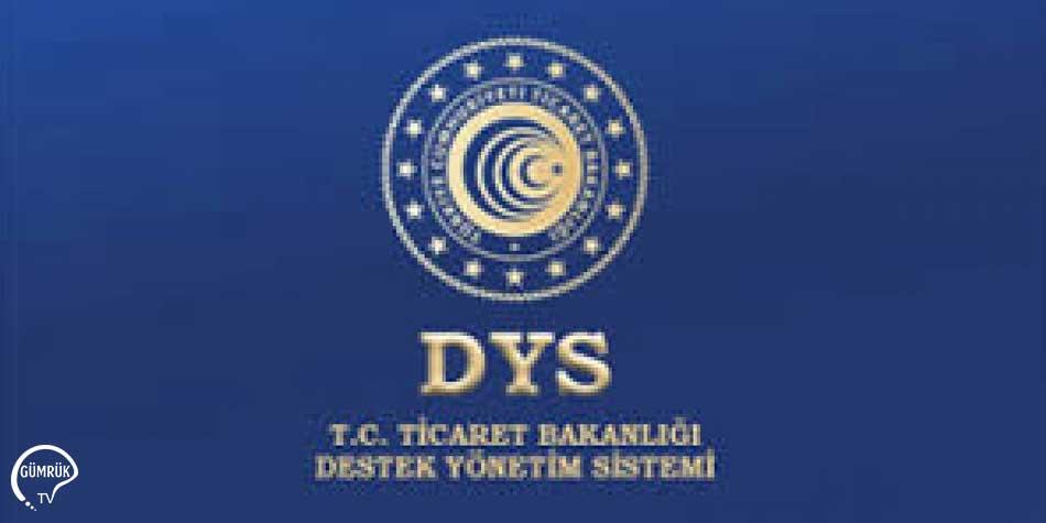 DYS-Yararlanıcı Tanımlama ve Kullanıcı Yetkilendirme