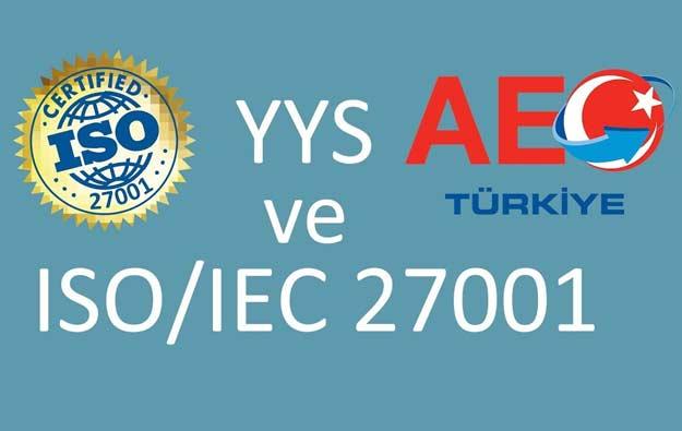 YYS ve ISO/IEC 27001