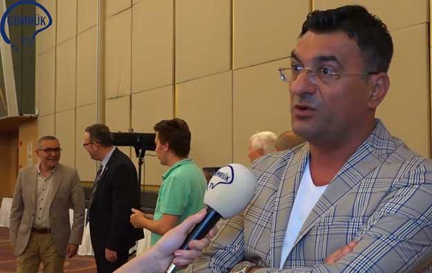 Murat TÜRKÖZ ile Röportaj