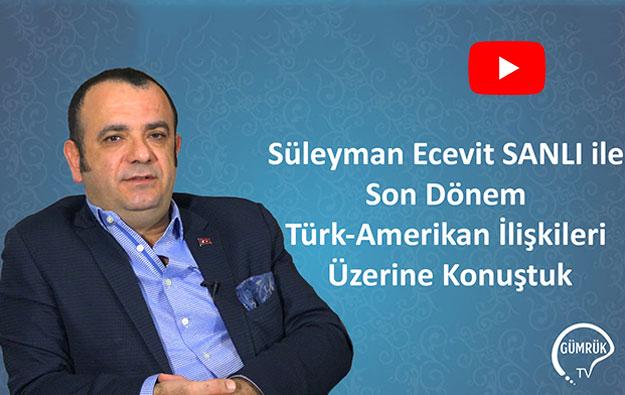 Süleyman Ecevit SANLI ile Röportaj