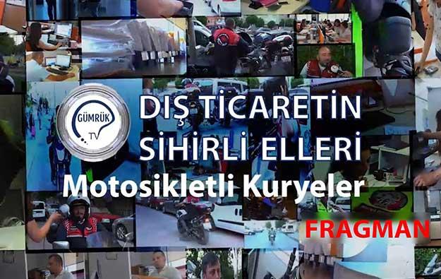 Motosikletli Kuryeler Fragman