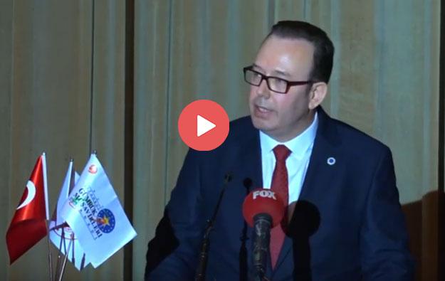 İGMD Genel Sekreteri Mustafa Sezen'in Konuşması