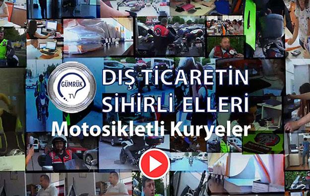 Motosikletli Kuryeler Belgeseli